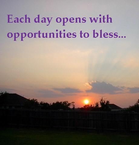 BlessingOpportunity