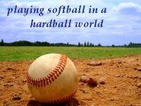 Softballinhardball