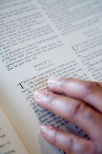 Bible-Psalm23