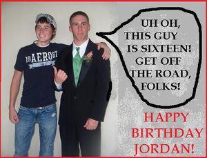 JORDANS16thBIRTHDAY
