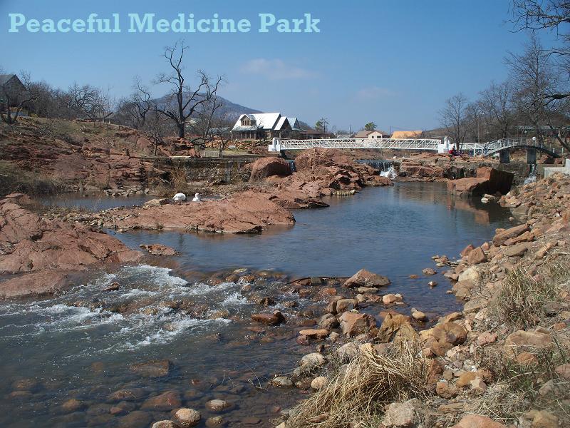 PeacefuMedicinePark