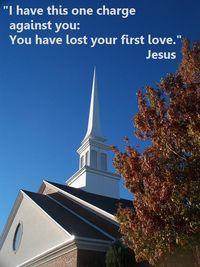 ChurchfirstLove