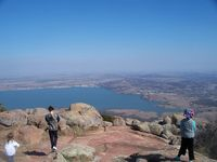 Atop Mt Scott