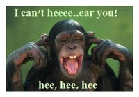 ChimpCAN'tHear