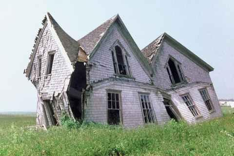 Rebellious house