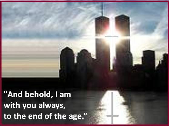 Cross of Twin Towers