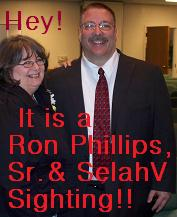 Ron phillips and selahV