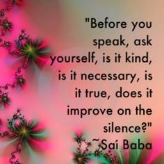 Silence improvement