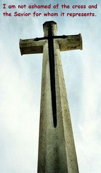 Cross unashamed