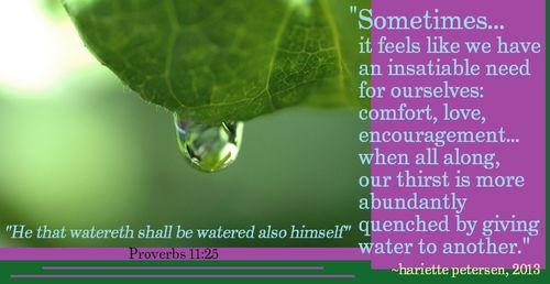 Water Verse