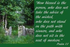 Choices Psalm 1 1