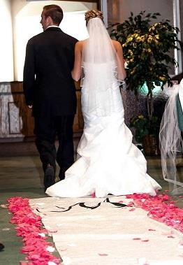 Marriage recessional