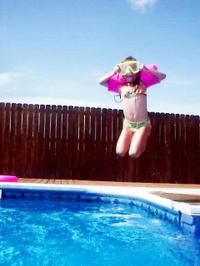 Swimabbyjumped