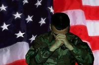 Soldierpraying